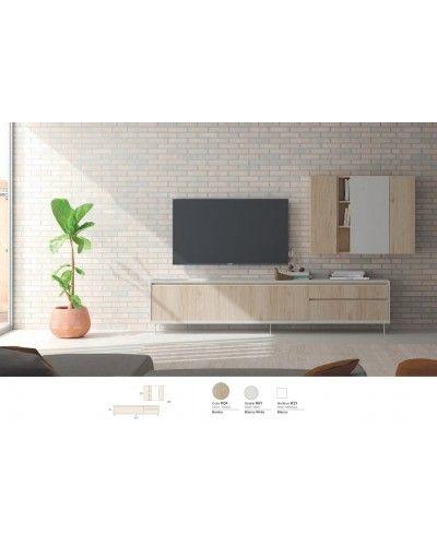 Mueble comedor moderno diseño 301-K17