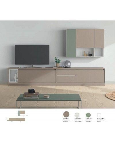 Mueble comedor moderno diseño 301-K19