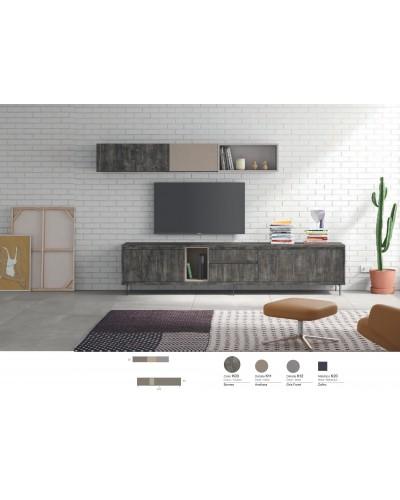 Mueble comedor moderno diseño 301-K18
