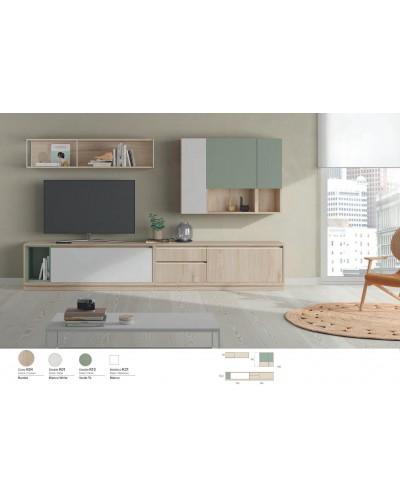 Mueble comedor moderno diseño 301-K20