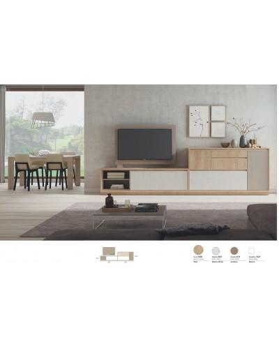Mueble comedor moderno diseño 301-K25