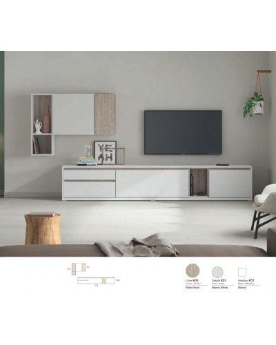 Mueble comedor moderno diseño 301-K27