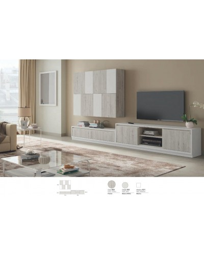 Mueble comedor moderno diseño 301-K28