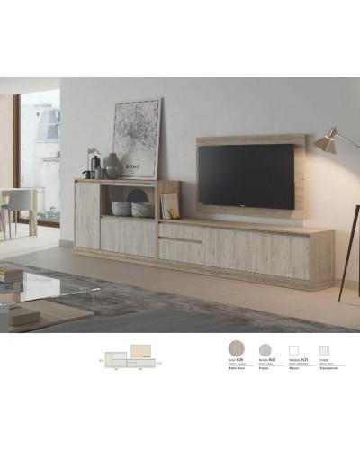 Mueble comedor moderno diseño 301-K29