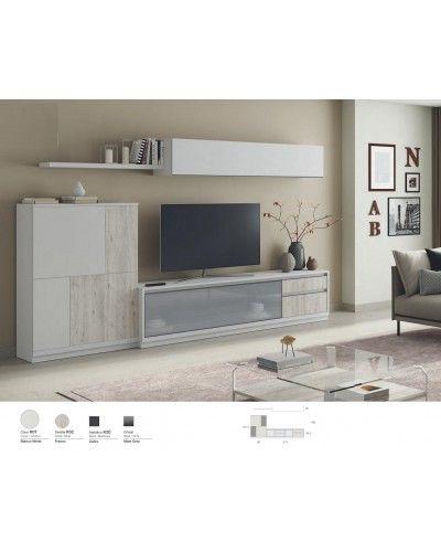 Mueble comedor moderno diseño 301-K30