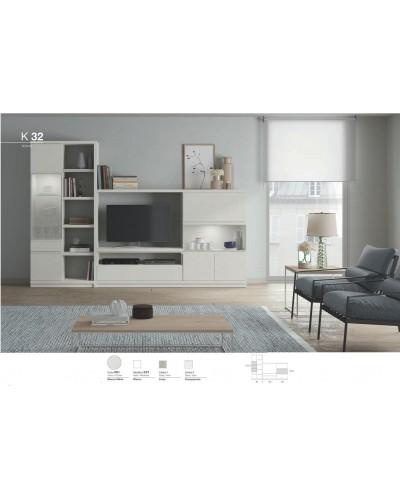 Mueble comedor moderno diseño 301-K32