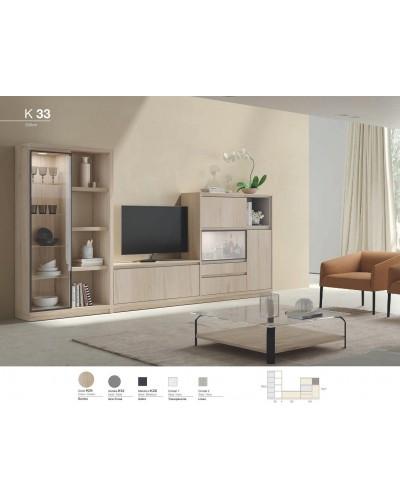 Mueble comedor moderno diseño 301-K33