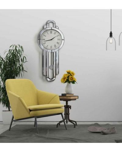 Reloj pendulo espejo pared diseño 1362- NT-088