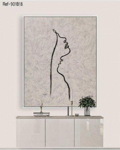 Cuadro decoracion diseño 1095-901B18