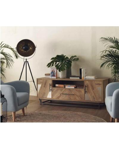 Mueble TV nórdico vintage 1350-7712