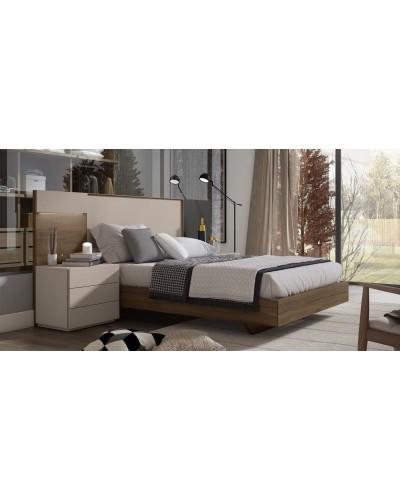 Dormitorio matrimonio moderno beladur 270-BH09