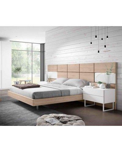 Dormitorio matrimonio moderno beladur 270-BH22