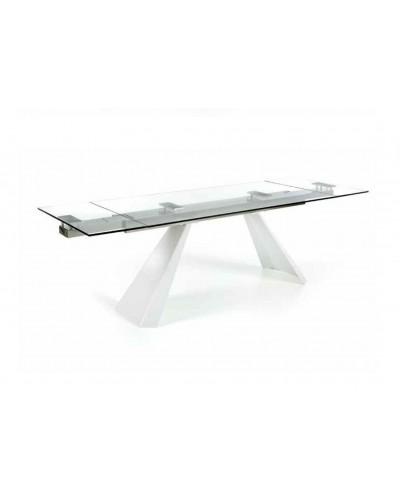 Mesa comedor extensible moderna diseño actual 675-28