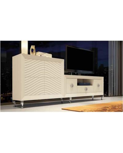 Mueble comedor colonial moderno diseño 1374-CM06A