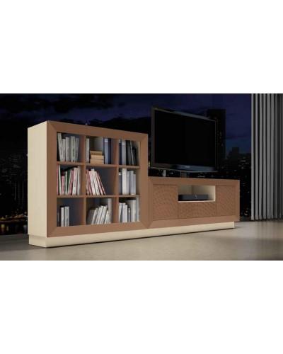 Mueble comedor colonial moderno diseño 1374-CM06B