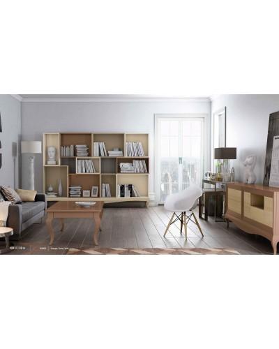 Mueble comedor colonial moderno diseño 1374-CM07