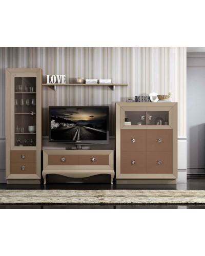 Mueble comedor colonial moderno diseño 1374-CM08