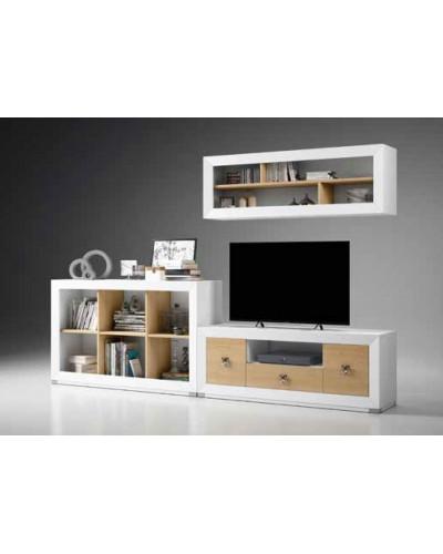 Mueble comedor colonial moderno diseño 1374-CM09D