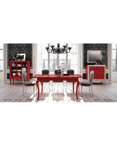 Mueble comedor colonial moderno diseño 1374-CM11