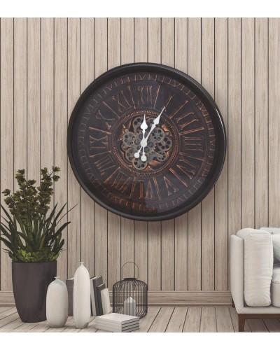 Reloj espejo pared redondo diseño 1362-CM19049