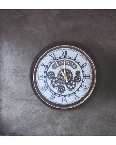 Reloj espejo pared redondo diseño 1362-CM18K039