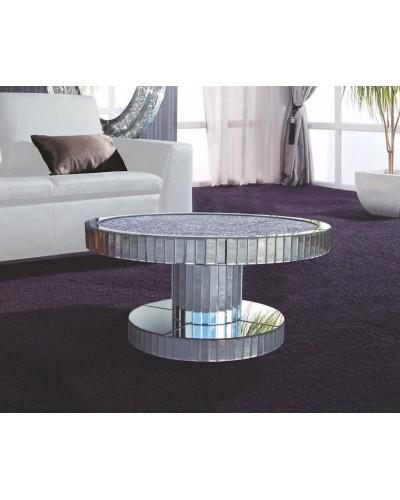 Mesa centro metálica moderna diseño 1362- RXF2087