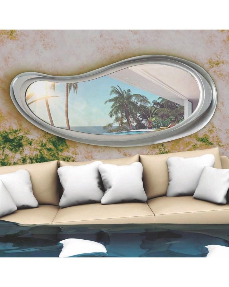 Espejo decorativo moderno diseño 1362-MT 973