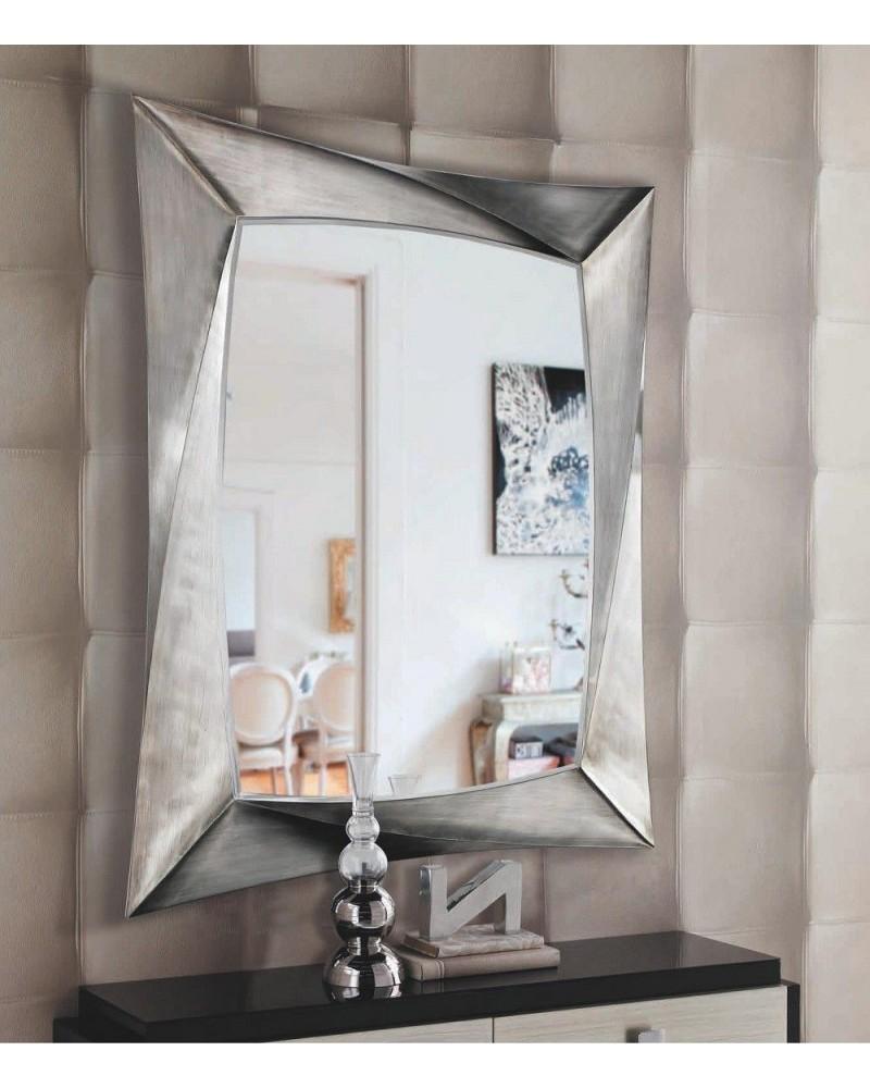 Espejo decorativo moderno diseño 1362-MT 524