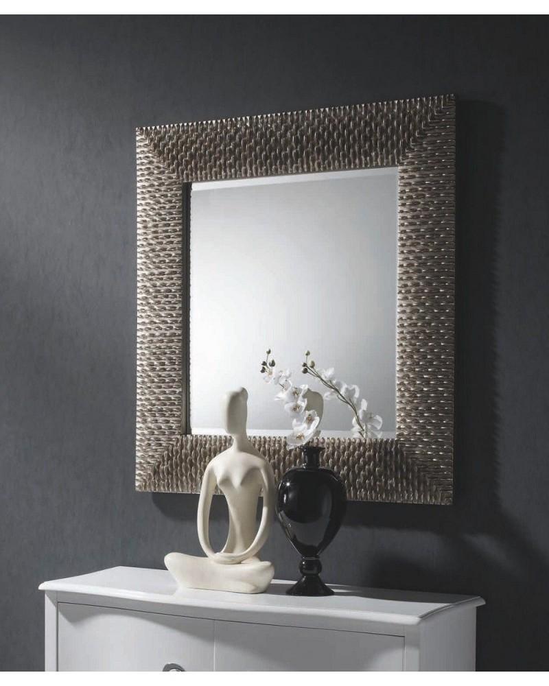 Espejo decorativo moderno diseño 1362-MT 414