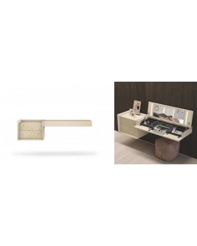 Cómoda tocador de maquillaje dormitorio diseño 1430-079