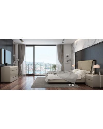 Dormitorio moderno colonial diseño 1430-SD01