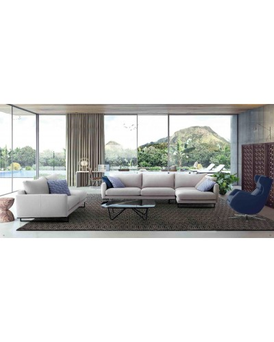 Sofa Cheslongue Moderno diseño 1140-009