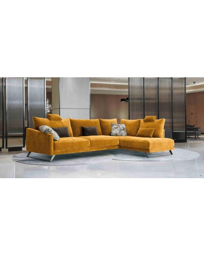 Sofa Cheslongue Moderno diseño 1140-021