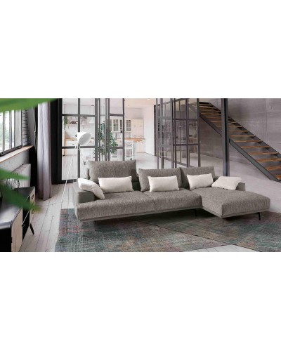 Sofa Cheslongue Moderno diseño 1140-049