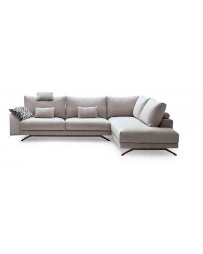 Sofa Cheslongue Moderno diseño 1140-059