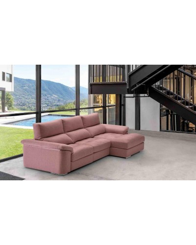 Sofa Cheslongue Moderno diseño 1140-093