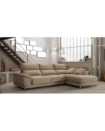 Sofa Cheslongue Moderno diseño 1140-103