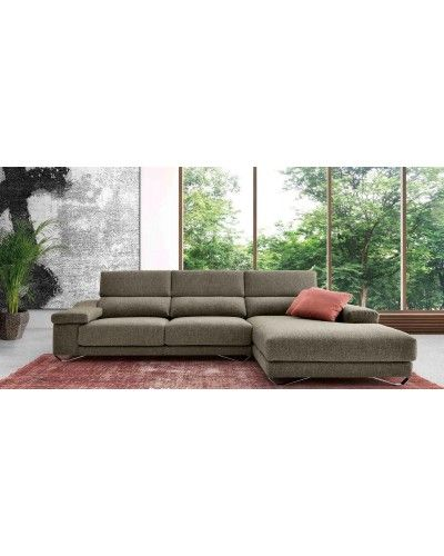 Sofa Cheslongue Moderno diseño 1140-121
