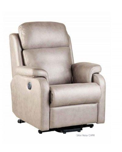 Sillon relax moderno tapizado 46-capri