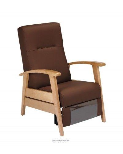 Sillon relax moderno tapizado 46-denver