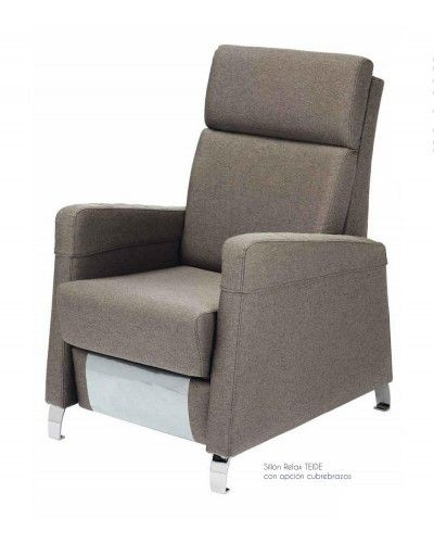 Sillon relax moderno tapizado 46-teide
