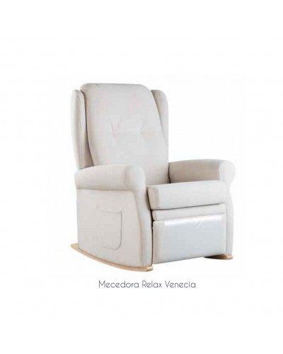 Sillon relax mercedora moderno tapizado 46-venecia