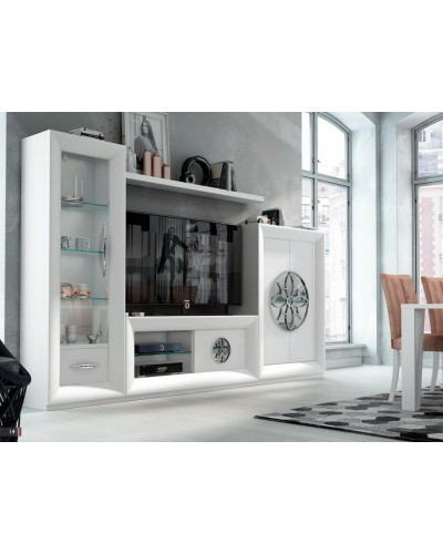 Mueble comedor moderno diseño lacado 397-PR30