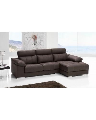 Sofa Chaise Longue con Viscoelastica 796-zoom