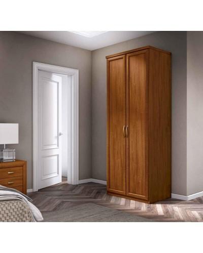 Armario 2 puertas Batientes matrimonio clasico 508-PA32