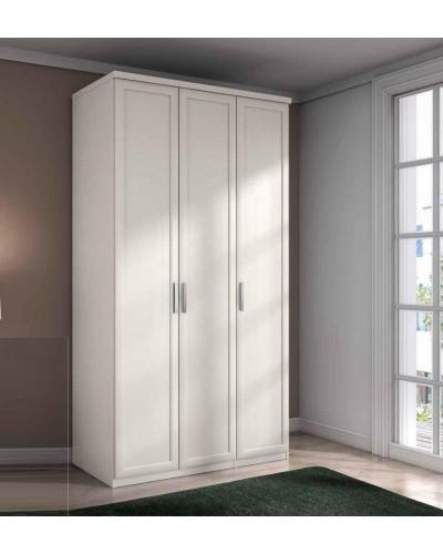 Armario 3 puertas Batientes matrimonio clasico 508-PA33