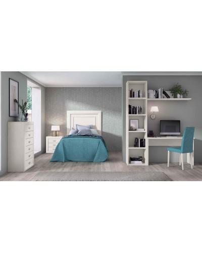 Dormitorio matrimonio clasico diseño actual 508-PA10