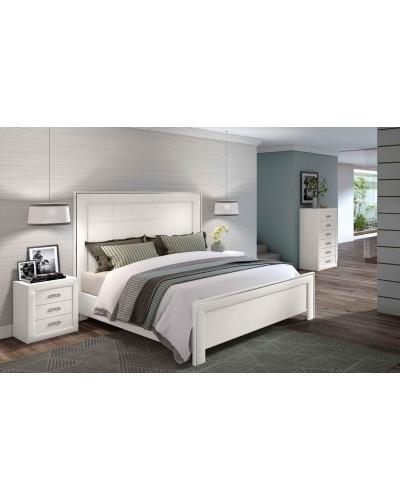 Dormitorio matrimonio clasico diseño actual 508-PA20