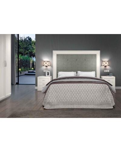Dormitorio matrimonio clasico diseño actual 508-PA22T