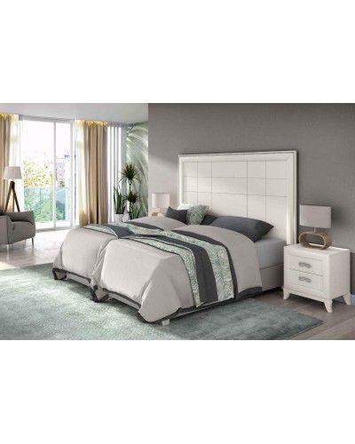 Dormitorio matrimonio clasico diseño actual 508-PA24